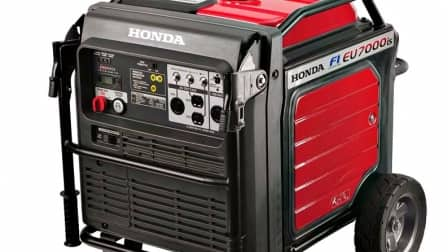 Operating gas generators near your home pose several dangers. (Photo courtesy of the Consumer Protection Safety Commission)