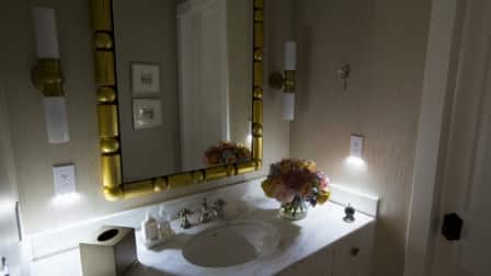 Bathroom Night Light replace plug-in night lights with led options | angie's list