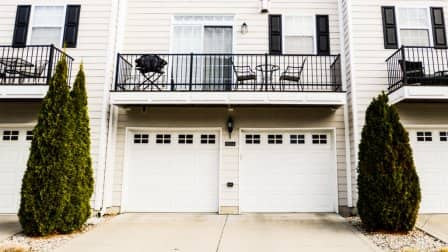 When your garage door fails to operate properly, it shouldn't cost you an arm and a leg to get it going again. (Photo by Summer Galyan)