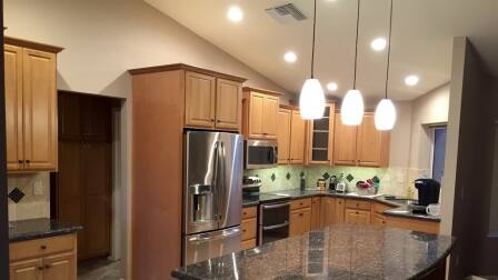 How Many Lights Should I Install In My Kitchen