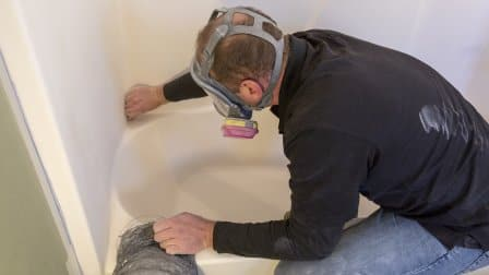 How much does bathtub refinishing cost? Find out the factors and hire the best. Photo by Doug McSchooler