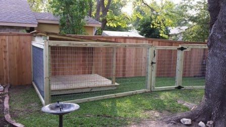 How Much Does It Cost To Build A Dog Run