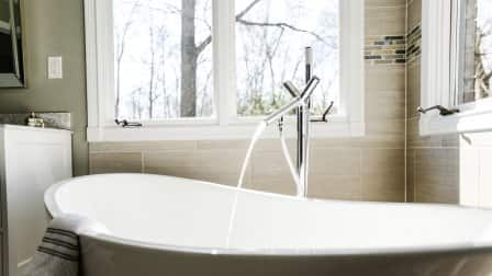 How much does replacing a bathtub cost? You'd be surprised. Photo by Summer Galyan