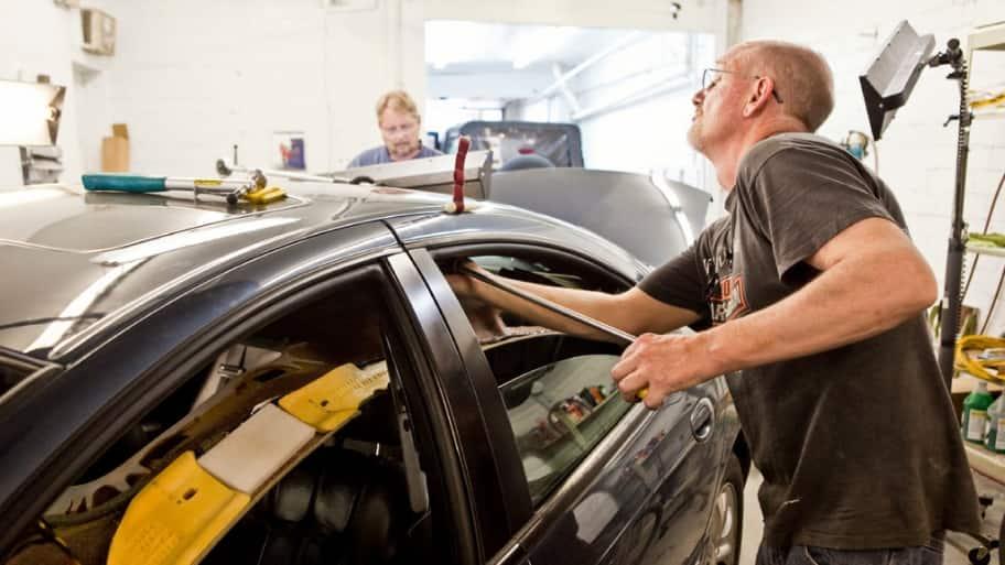 Sunnyvale Car Paint Repair