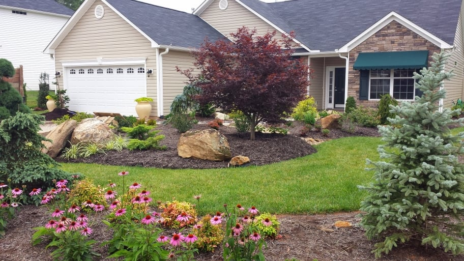 Creating Low Maintenance Landscaping For All Seasons