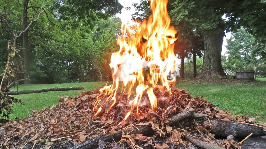 Is It Legal To Burn Leaves In Indianapolis Angie S List
