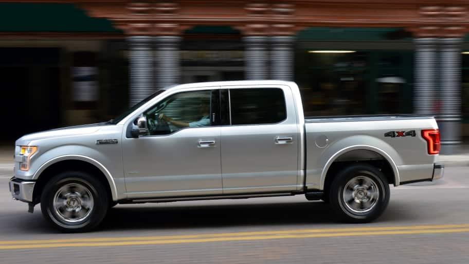 aluminum truck