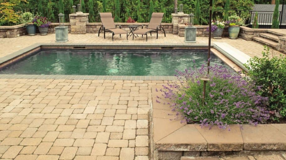 Pavers For Patios, Driveways And Pool Decks