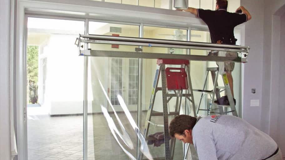 Window Tint, Window Film Installation