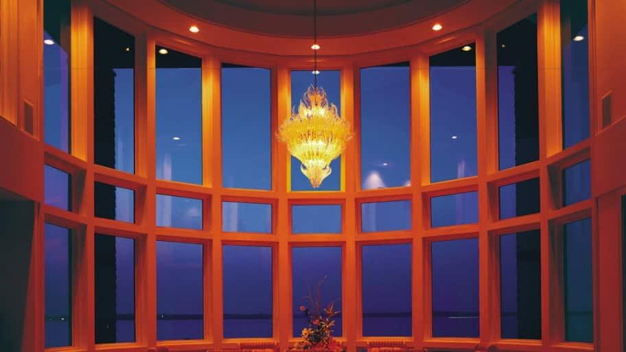 windows, dining room, Las Vegas
