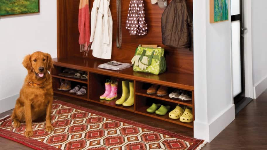 Mudroom Ideas That Offer Style For All Seasons