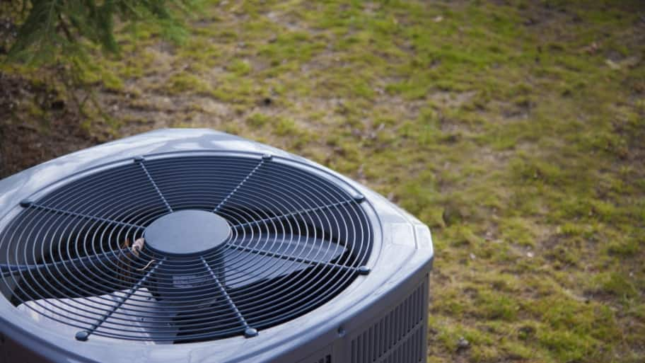 variable speed air conditioning unit