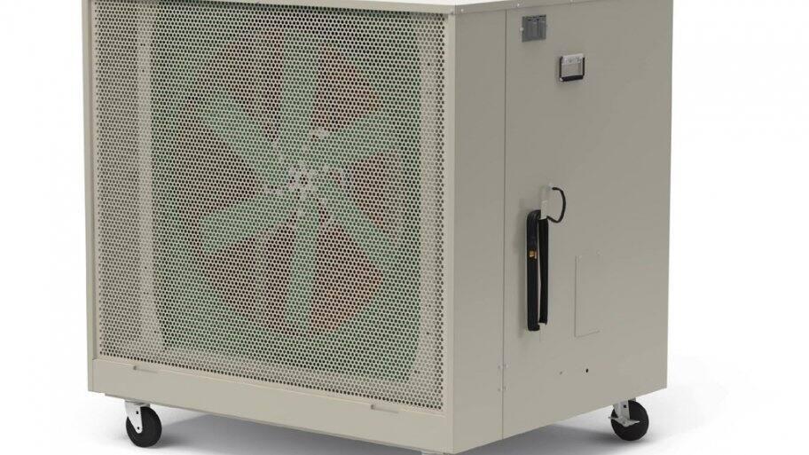 Portable swamp cooler