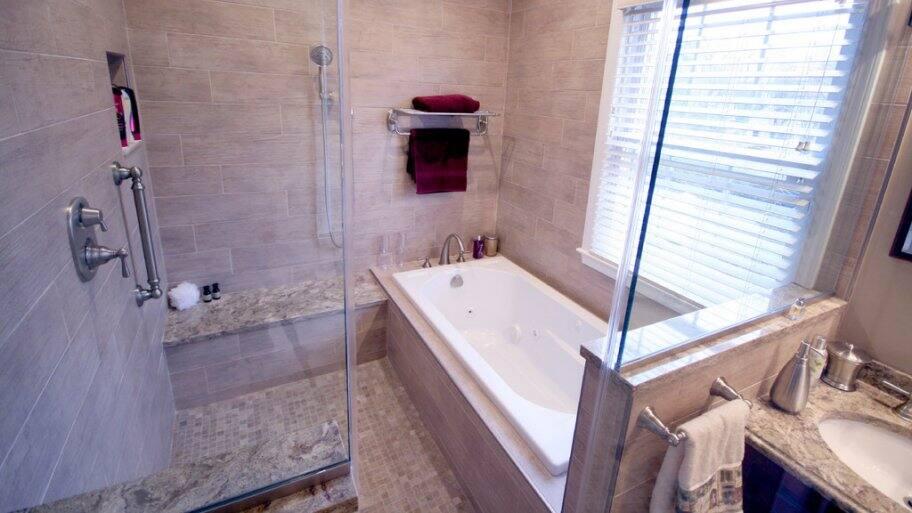 Superbe A Wet Room Offers Versatile Bathroom Design