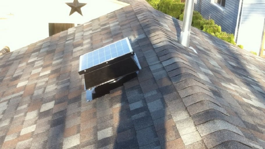Fans In The Attic Do They Help Or Hurt & Does Attic Fan Help Cool House - Image Balcony and Attic ...