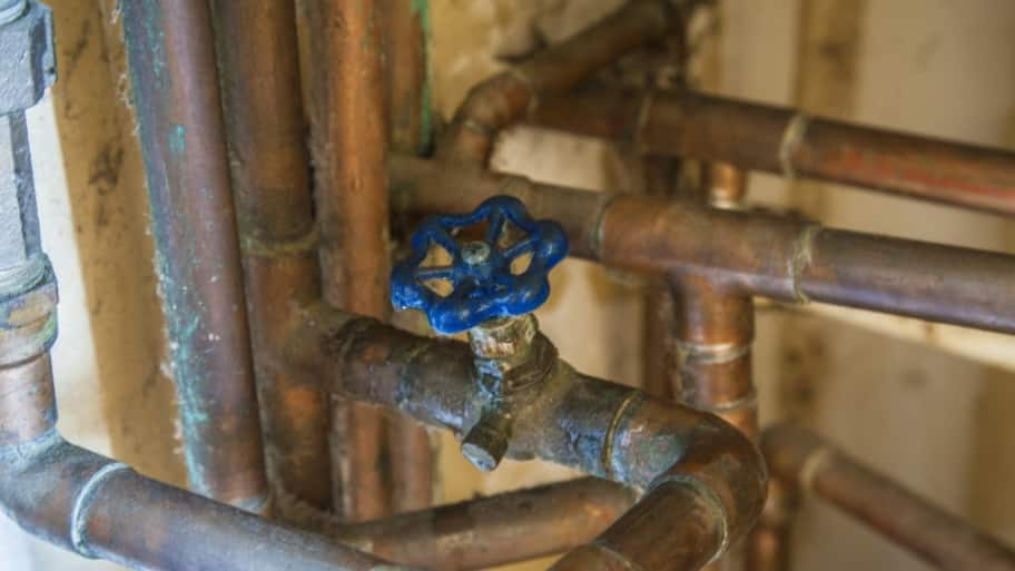 Service Drop Pipes Pipes : Should i replace my copper pipes with pex angie s list