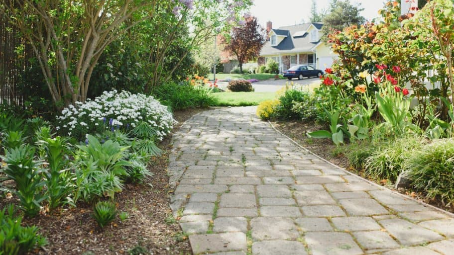 How to Clean Pavers