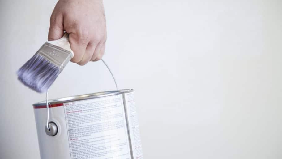 Flat Satin Or Semi Gloss Painters Spill The Bucket Angies List