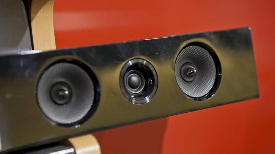 a set of speakers