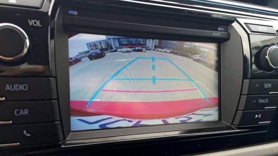 Chevy Backup Camera Wiring Diagram