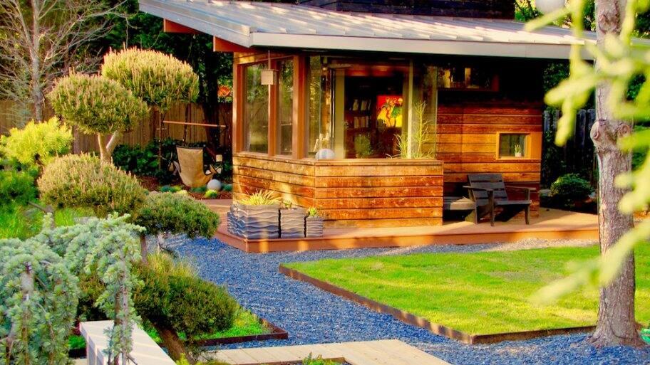 Family Remembers Beloved Daughter With Backyard Zen Garden