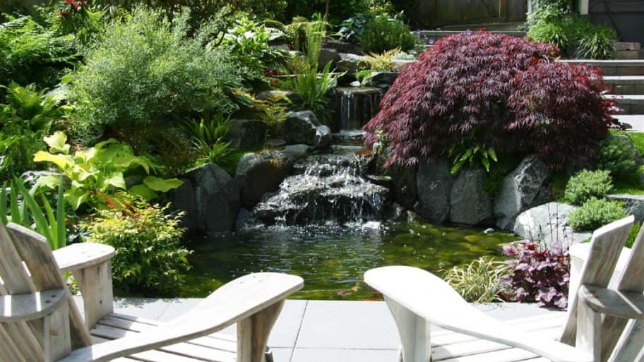 Add Ambiance With Backyard Water Features