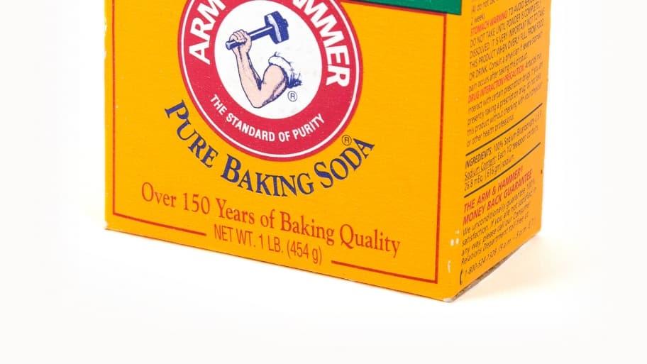 Baking Soda And Sunburn