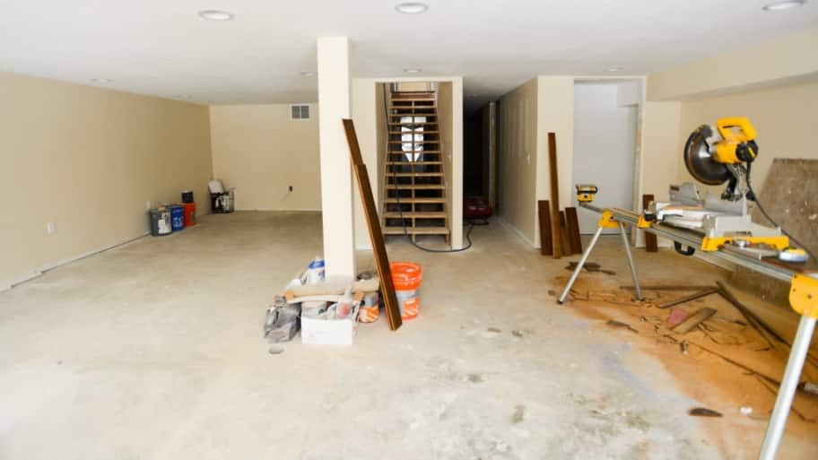 how to prevent basement water vapor damage