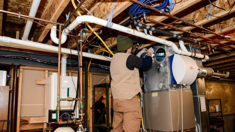 Asking the right questions ahead of time can save you from problems during your new furnace installation. (Photo by Summer Galyan)