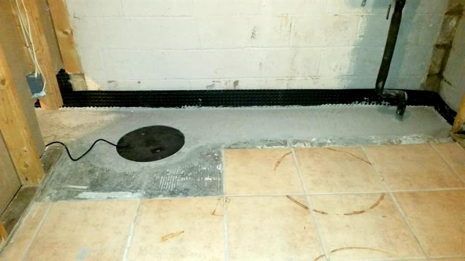 Waterproof Basement Construction : Comparing basement waterproofing methods angie s list