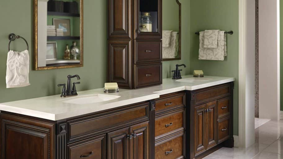 How Much Do Bathroom Cabinets Cost Angie S List