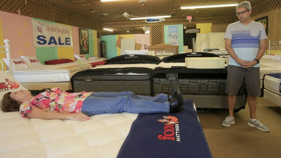 Consider Buying A Mattress From A Local Store