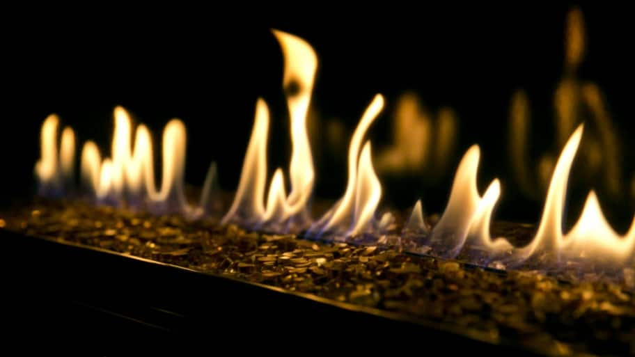 Consider a Ventless Bedroom Fireplace | Angie\'s List