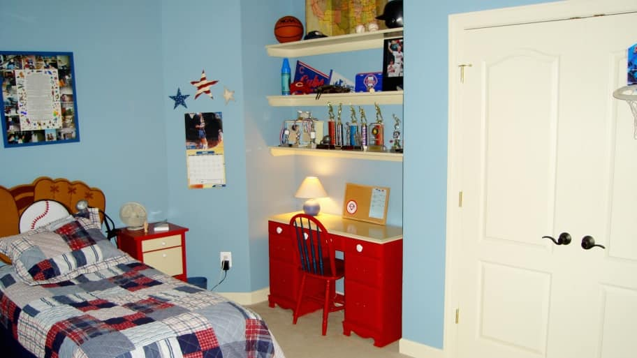 Painting Tips for Kids\' Bedrooms | Angie\'s List