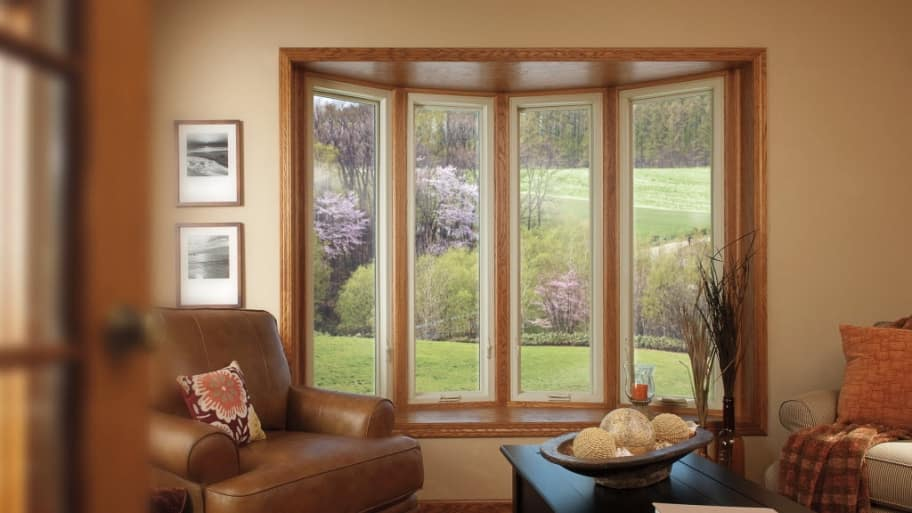 what is a bay window vs bow window angie s list how to install a bow window the family handyman