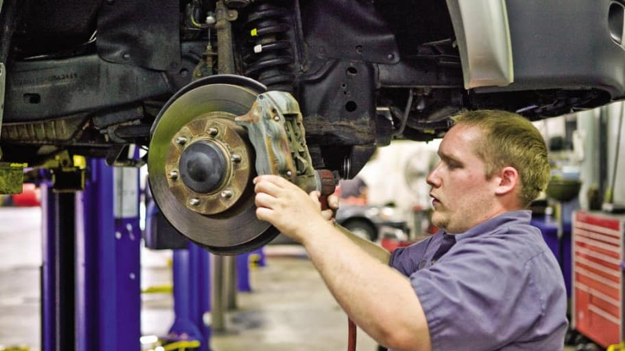 The Cost to Repair Anti-lock Brakes | Angie's List
