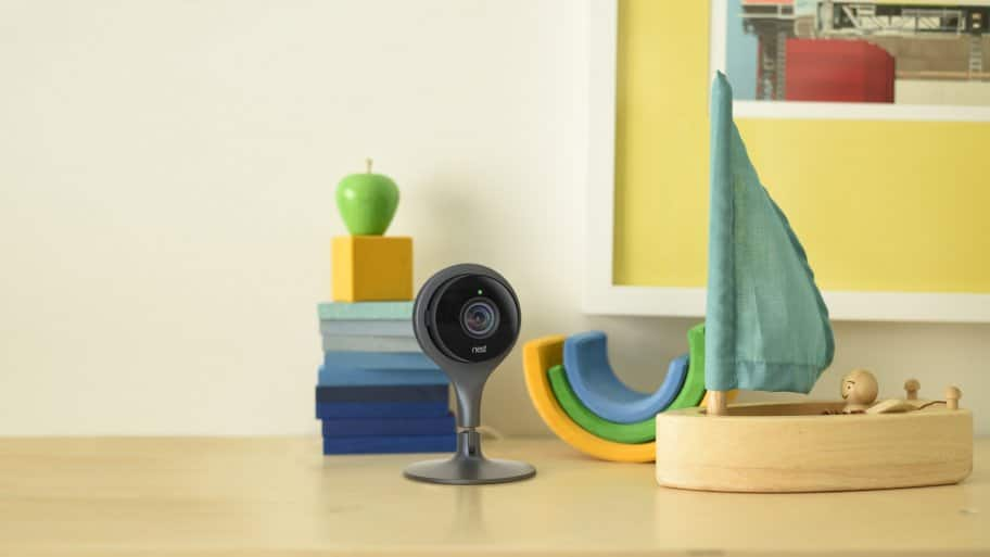 Nest wireless home security cameras