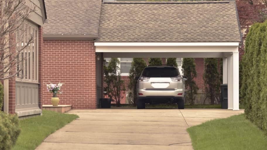 Garage En Carport : How much does it cost to convert a carport into a garage