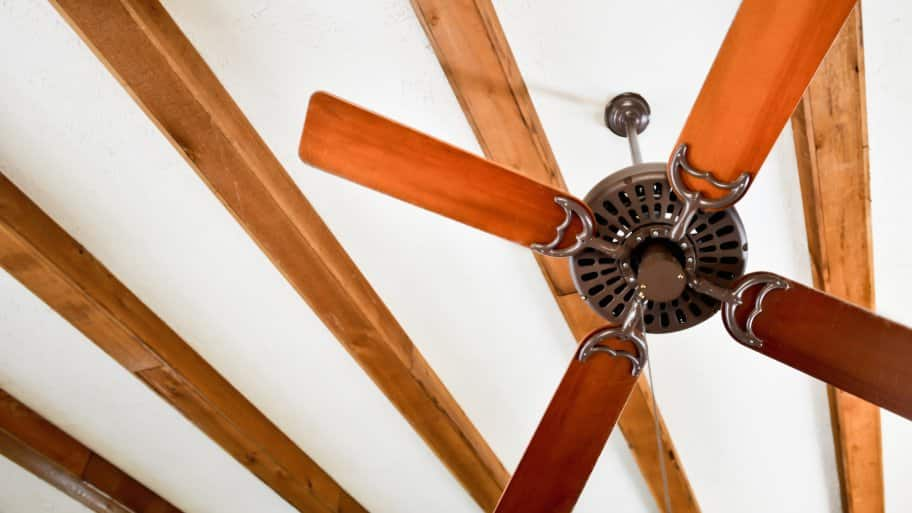 How to update a ceiling fan angies list ceiling fan with wood blades aloadofball Gallery