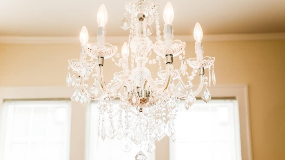 How To Install A Chandelier Crystal