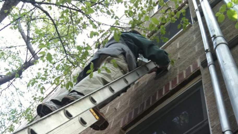 The cost for home inspection services in Chicago varies depending on the type and size of property being inspected. (Photo courtesy of Angie's List member Amy S. of Evanston, Illinois)