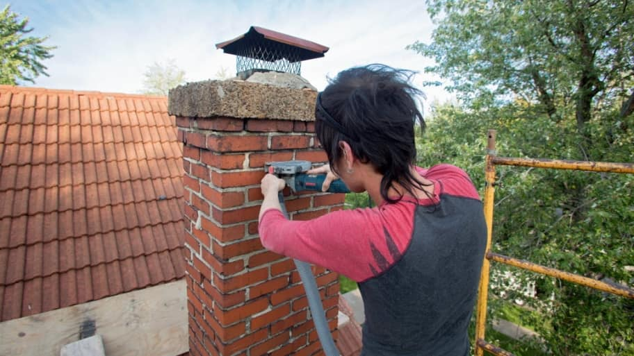 Chimney Repair Angie S List