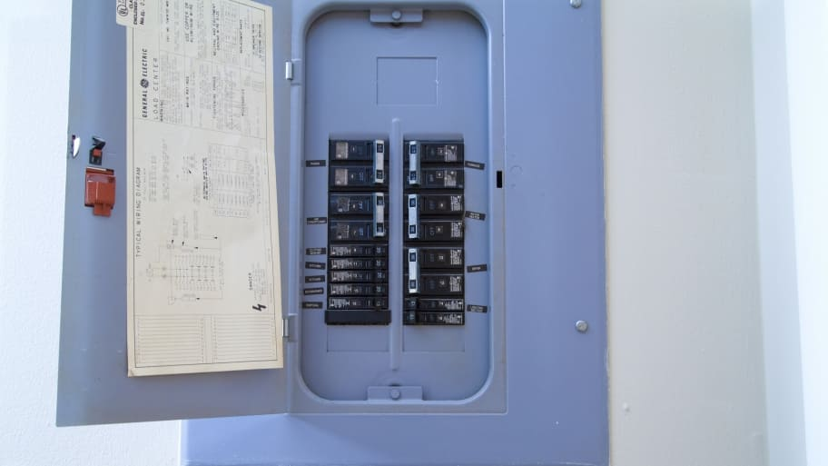 power surge protection for your whole house angie\u0027s listopen electrical circuit breaker panel