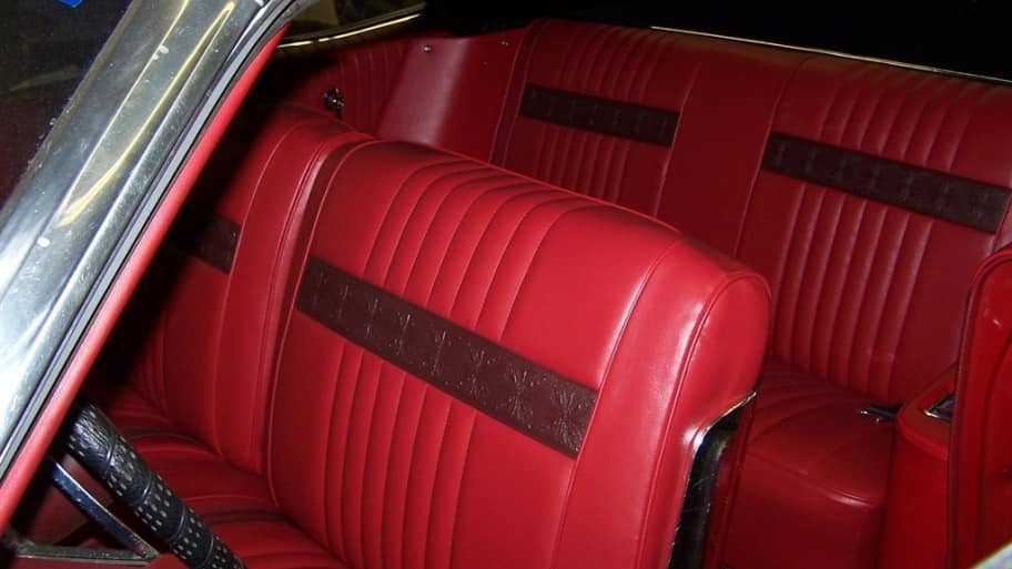 All Sewn up: Finding the Right Classic Car Upholstery Shop