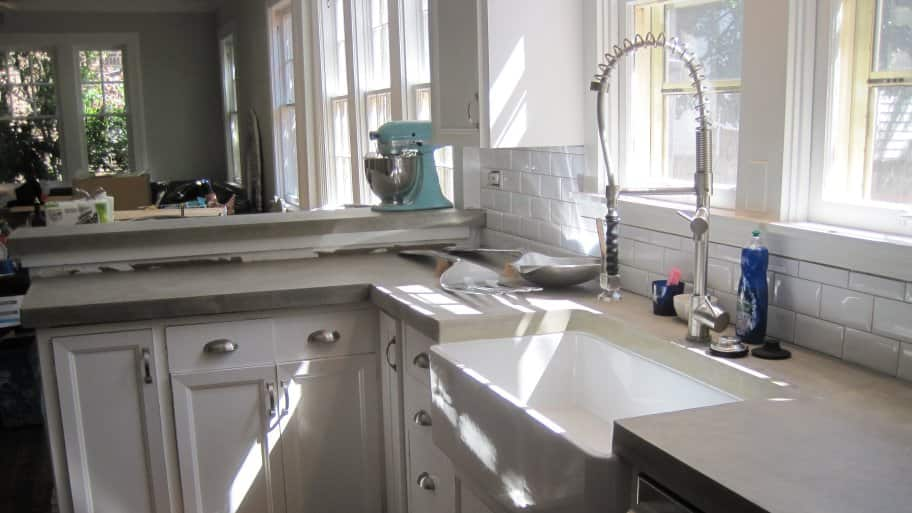 Concrete Countertops Cost : How Much Do Concrete Countertops Cost? Angies List