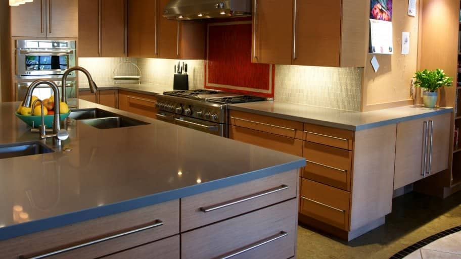 Countertop options and cost amazing how much do hanstone Copper countertops cost