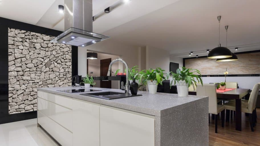 Ordinaire Corian Kitchen Countertop