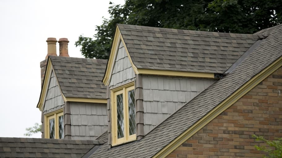 Two Window Dormer Roof Addition Adds E
