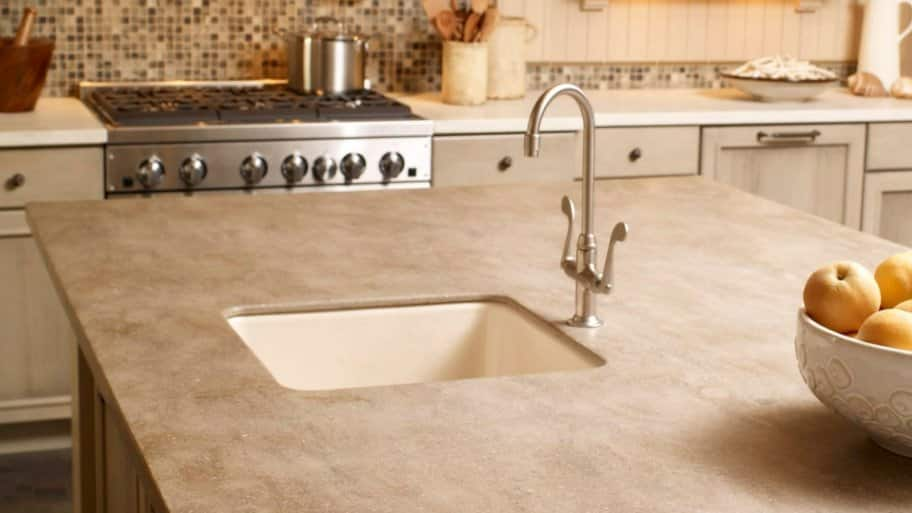 How much does corian cost per square foot cleaning corian for Corian countertops prices
