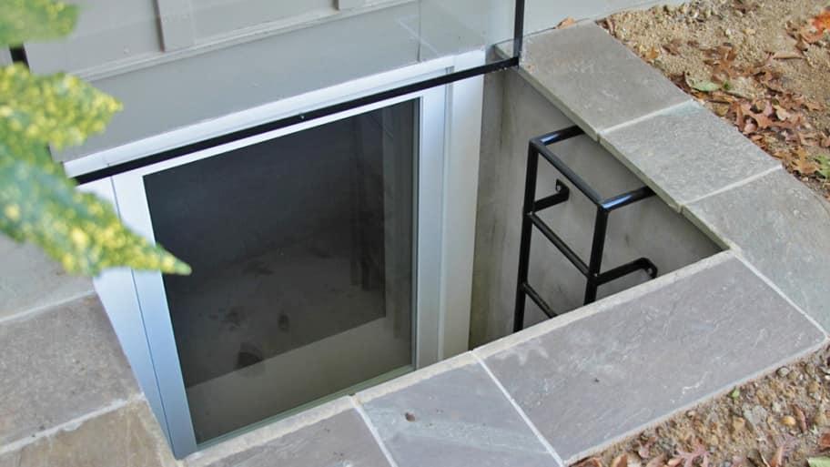 basement exit windows